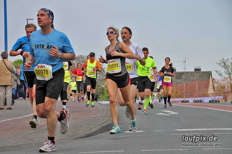 Paderborner Osterlauf 21km 2014 - 222