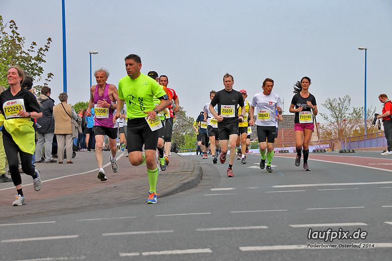 Paderborner Osterlauf 21km 2014 - 227
