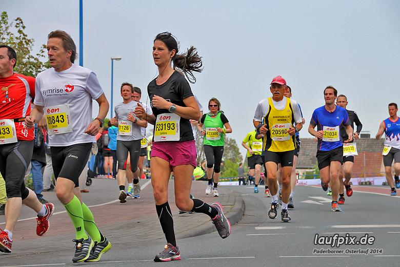 Paderborner Osterlauf 21km 2014 - 231