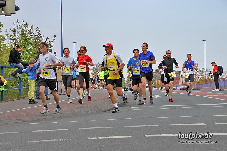 Paderborner Osterlauf 21km 2014 - 233