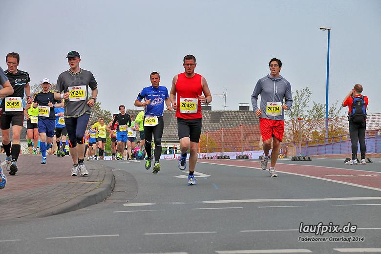 Paderborner Osterlauf 21km 2014 - 248
