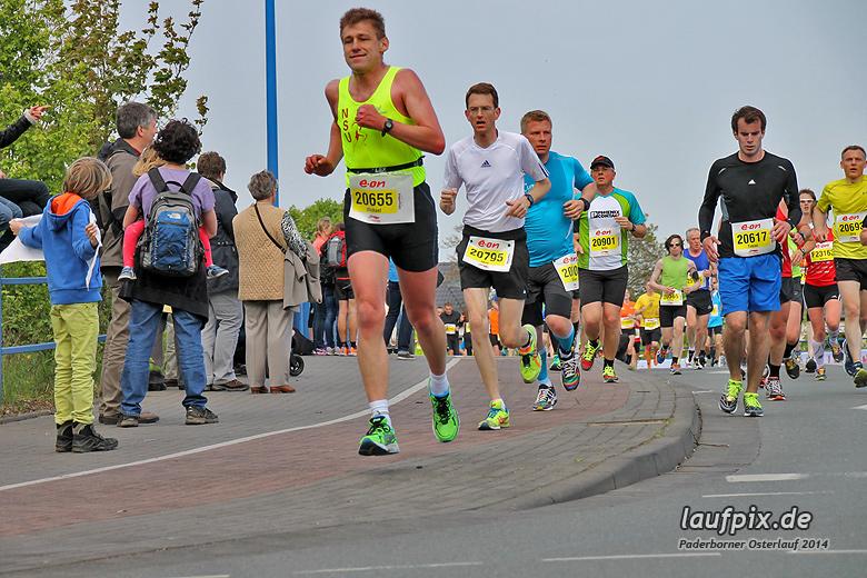 Paderborner Osterlauf 21km 2014 - 258