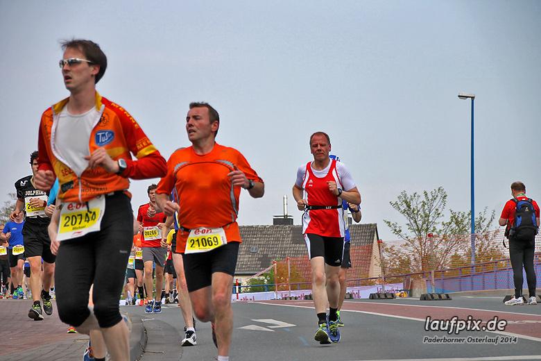 Paderborner Osterlauf 21km 2014 - 269