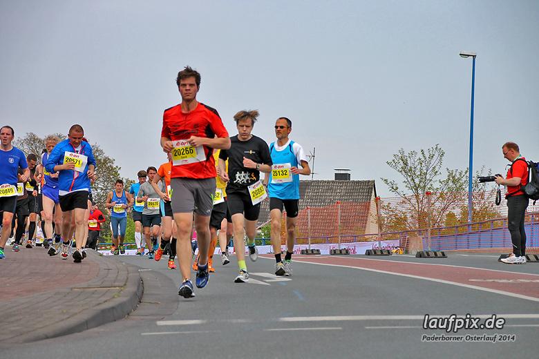 Paderborner Osterlauf 21km 2014 - 275