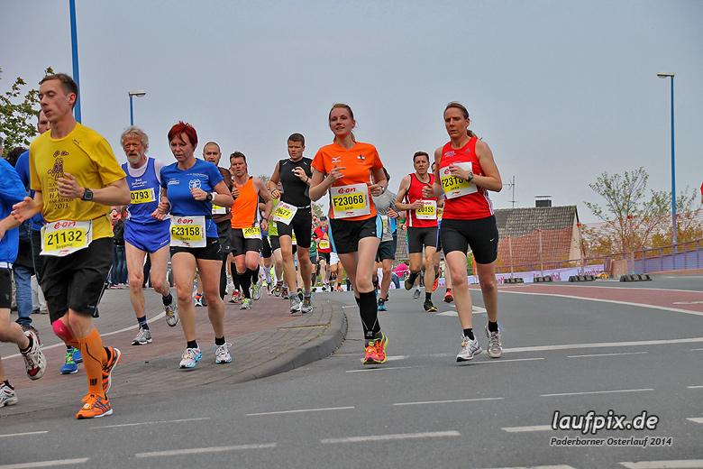 Paderborner Osterlauf 21km 2014 - 277