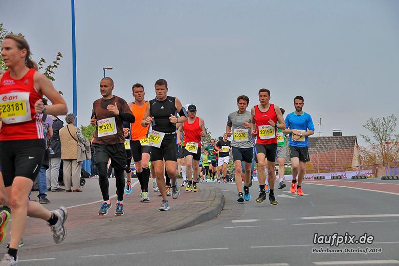 Paderborner Osterlauf 21km 2014 - 279