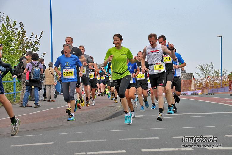 Paderborner Osterlauf 21km 2014 - 285