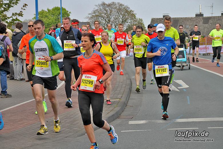 Paderborner Osterlauf 21km 2014 - 304
