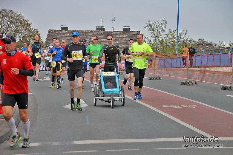 Paderborner Osterlauf 21km 2014 - 307