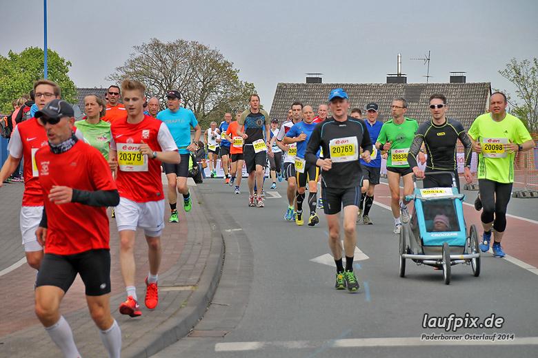 Paderborner Osterlauf 21km 2014 - 308