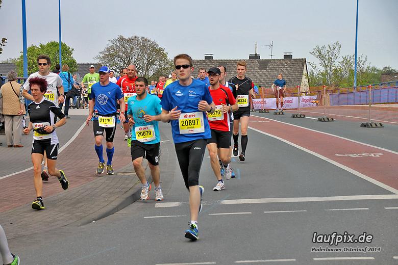 Paderborner Osterlauf 21km 2014 - 339
