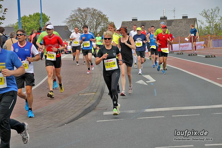 Paderborner Osterlauf 21km 2014 - 344