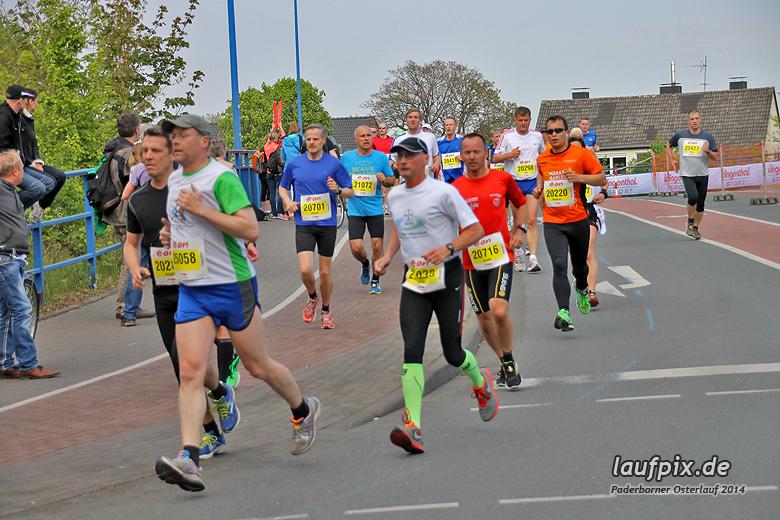 Paderborner Osterlauf 21km 2014 - 361