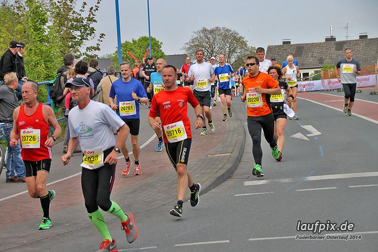 Paderborner Osterlauf 21km 2014 - 362