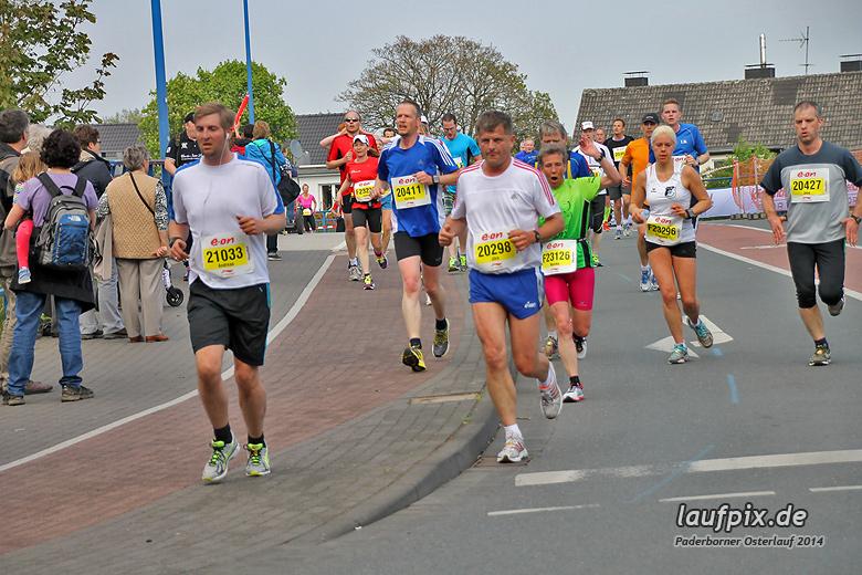 Paderborner Osterlauf 21km 2014 - 363