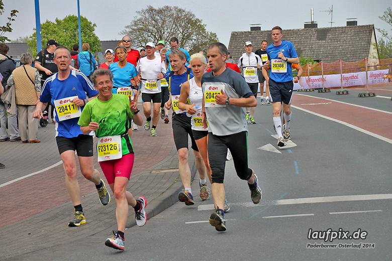 Paderborner Osterlauf 21km 2014 - 366