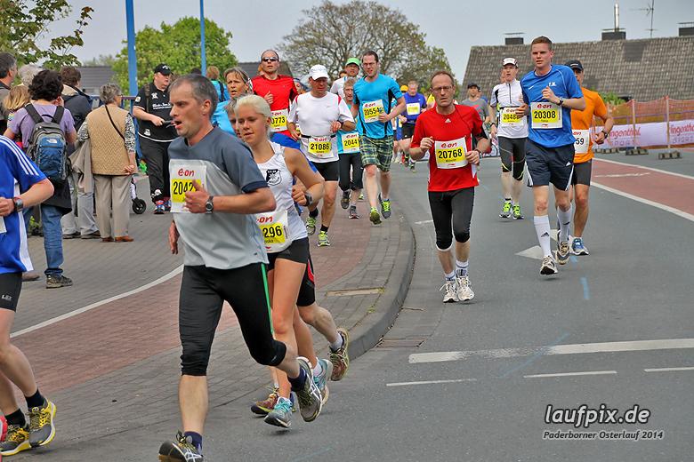Paderborner Osterlauf 21km 2014 - 367