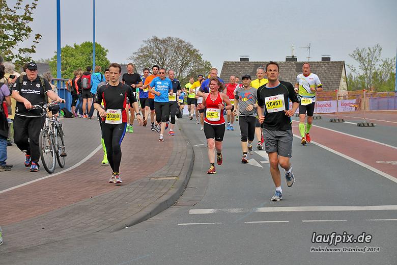Paderborner Osterlauf 21km 2014 - 375