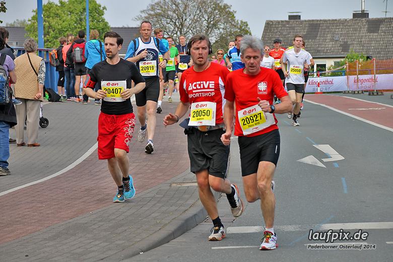 Paderborner Osterlauf 21km 2014 - 389