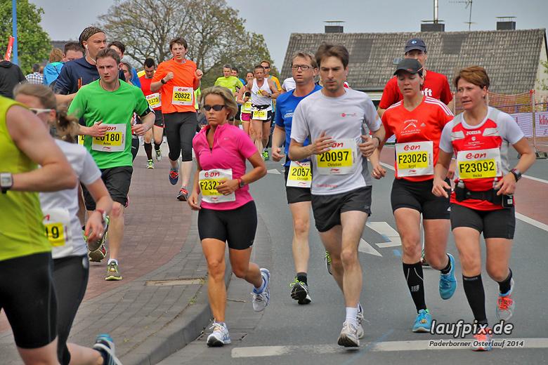 Paderborner Osterlauf 21km 2014 - 400