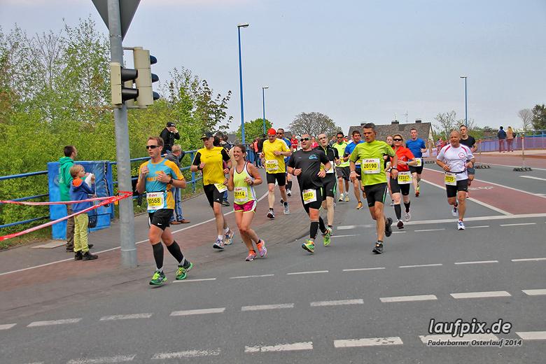 Paderborner Osterlauf 21km 2014 - 413