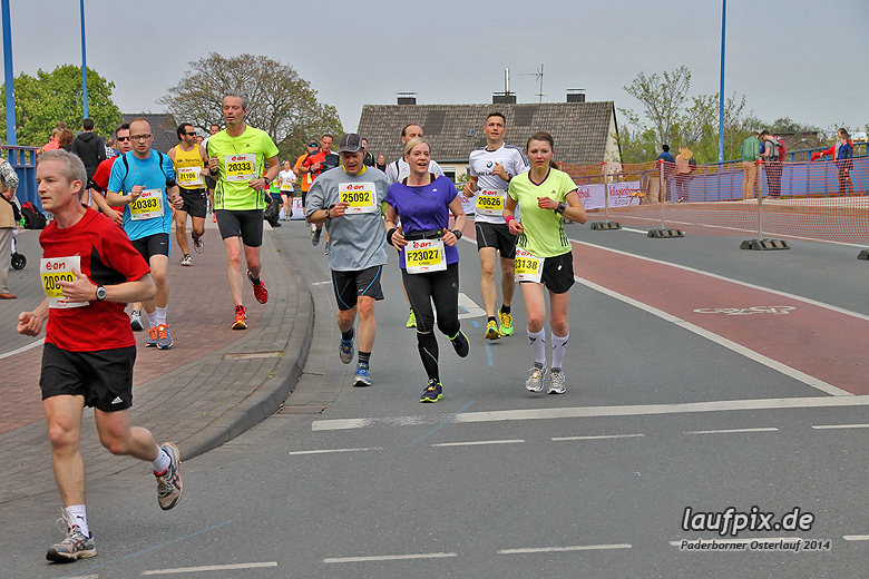 Paderborner Osterlauf 21km 2014 - 437