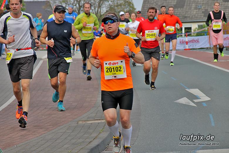 Paderborner Osterlauf 21km 2014 - 448