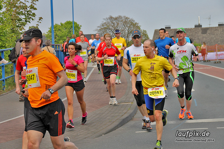 Paderborner Osterlauf 21km 2014 - 470
