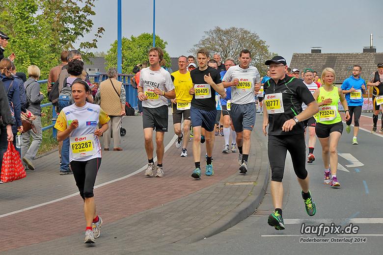 Paderborner Osterlauf 21km 2014 - 483