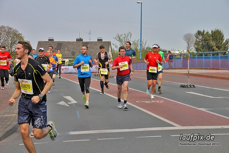 Paderborner Osterlauf 21km 2014 - 487
