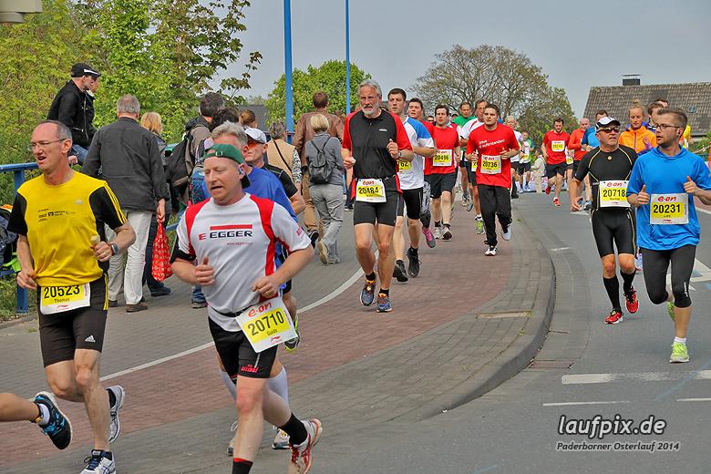 Paderborner Osterlauf 21km 2014 - 489