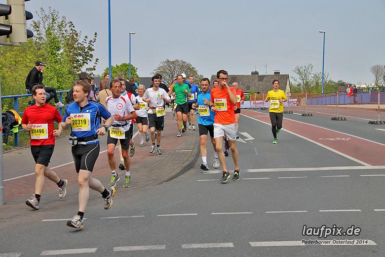 Paderborner Osterlauf 21km 2014 - 494