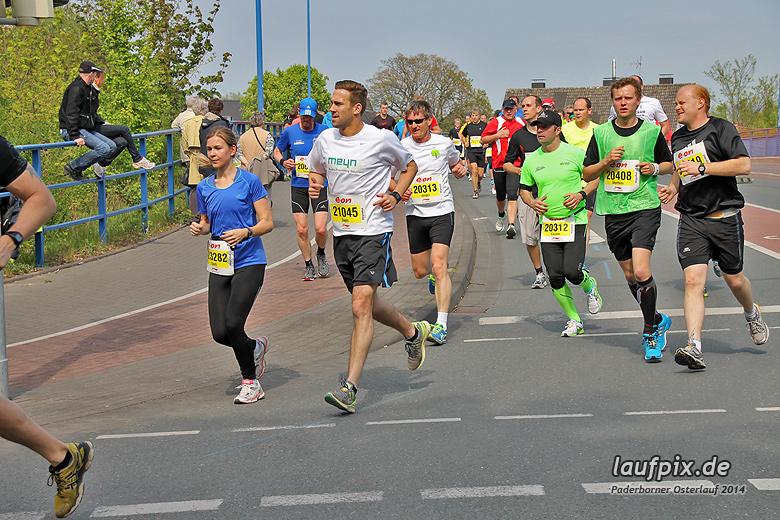 Paderborner Osterlauf 21km 2014 - 520
