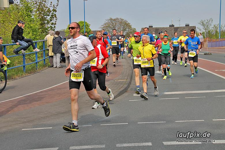 Paderborner Osterlauf 21km 2014 - 525