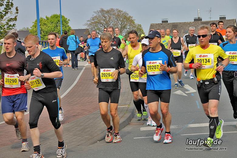 Paderborner Osterlauf 21km 2014 - 530