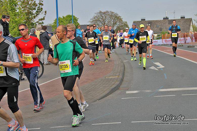 Paderborner Osterlauf 21km 2014 - 541