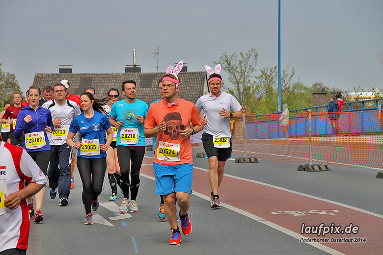 Paderborner Osterlauf 21km 2014 - 546