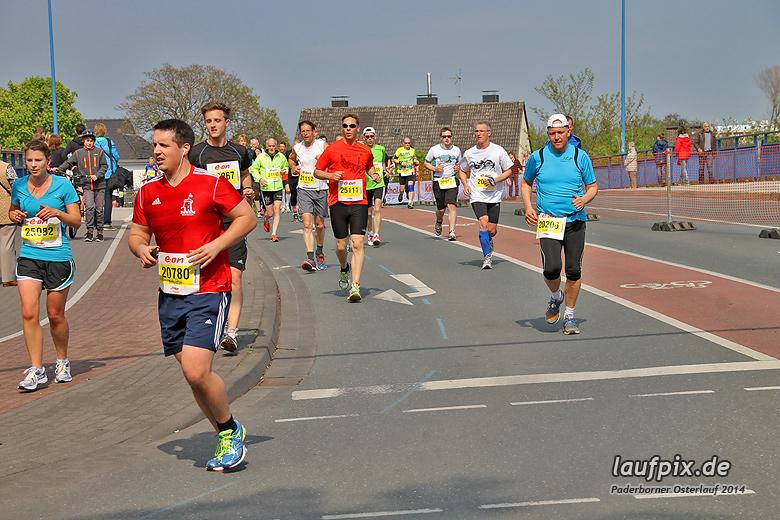 Paderborner Osterlauf 21km 2014 - 568