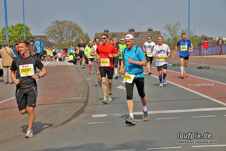 Paderborner Osterlauf 21km 2014 - 570
