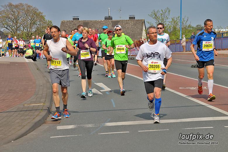 Paderborner Osterlauf 21km 2014 - 574