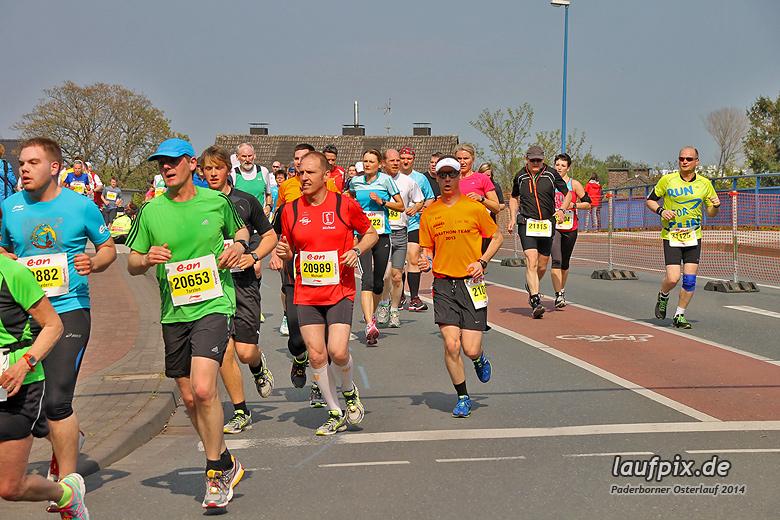 Paderborner Osterlauf 21km 2014 - 579