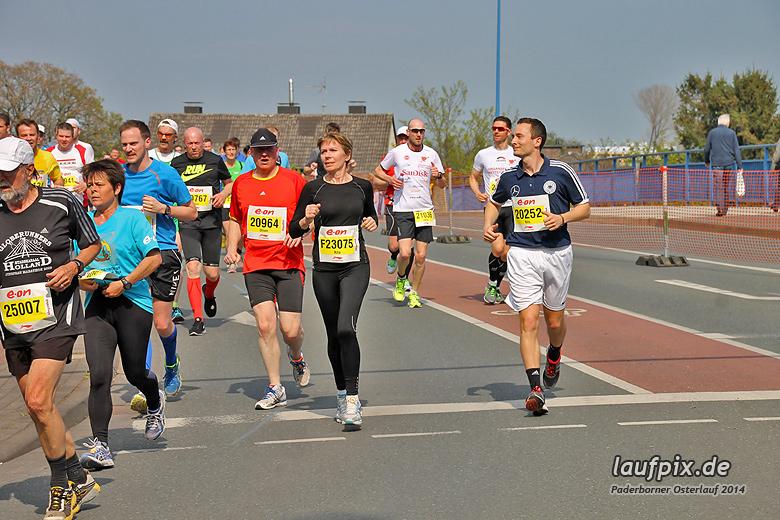 Paderborner Osterlauf 21km 2014 - 590