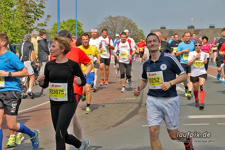 Paderborner Osterlauf 21km 2014 - 593