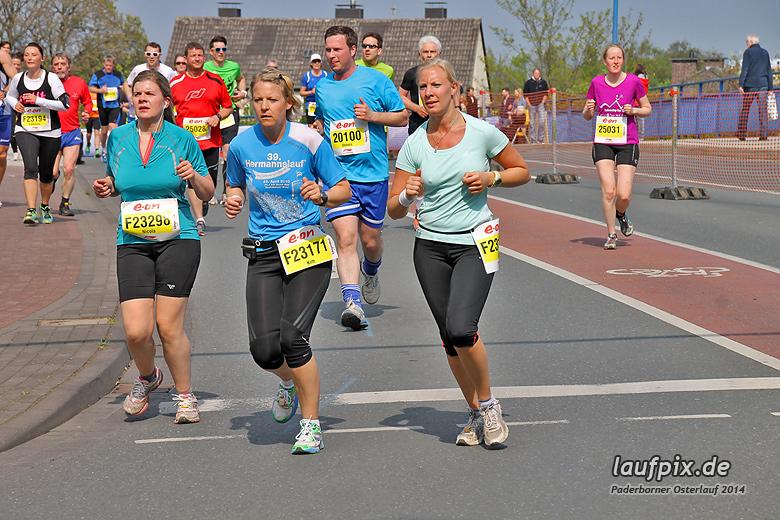 Paderborner Osterlauf 21km 2014 - 602