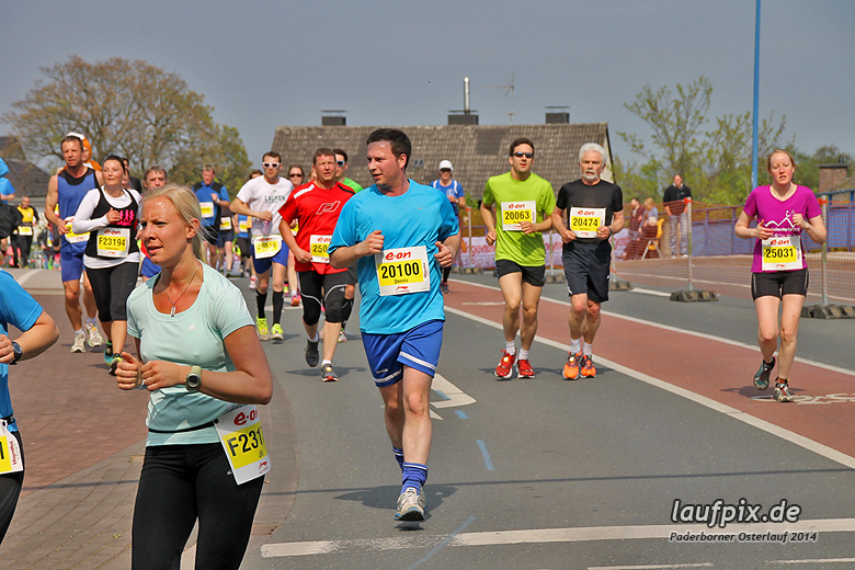 Paderborner Osterlauf 21km 2014 - 603