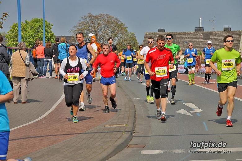 Paderborner Osterlauf 21km 2014 - 605