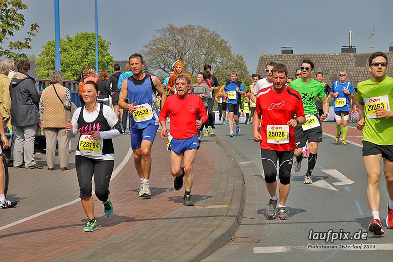 Paderborner Osterlauf 21km 2014 - 606