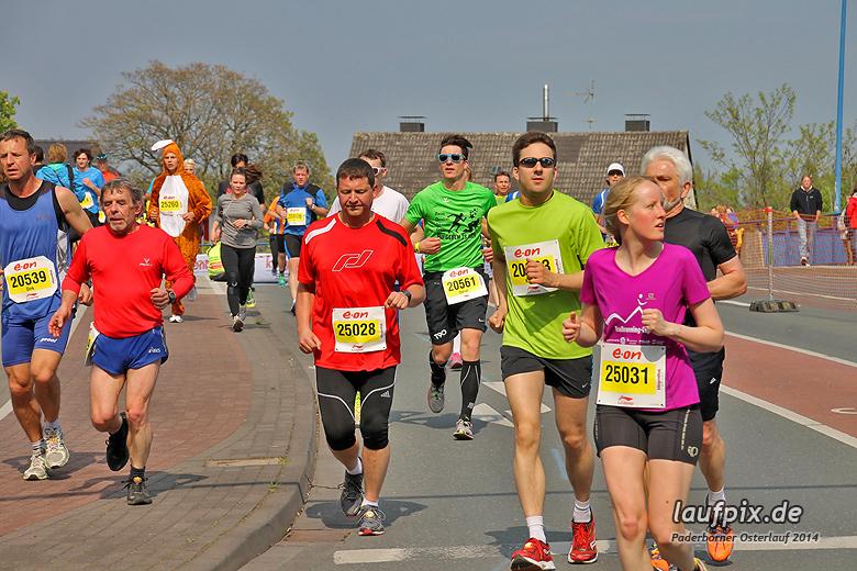 Paderborner Osterlauf 21km 2014 - 607