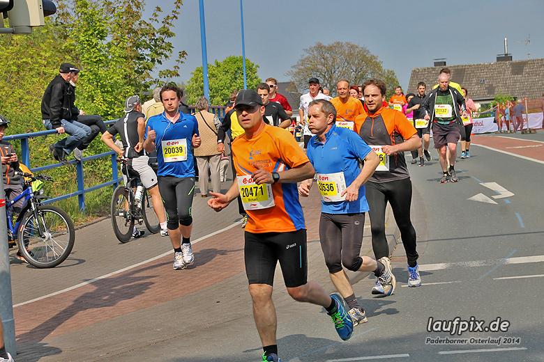 Paderborner Osterlauf 21km 2014 - 617