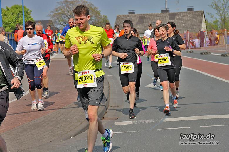 Paderborner Osterlauf 21km 2014 - 623